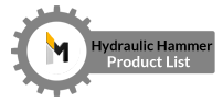 Hydraulic Hammer Product List