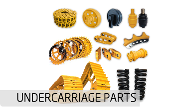UNDERCARRIAGE PARTS   IRONMAK   Hydraulic Hammer Spare Parts