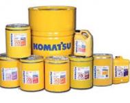 Komatsu - Lubricants