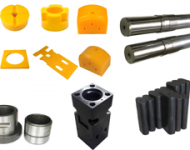 Punte ricambi utensili per martelli demolitori idraulici