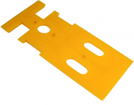 Hydraulic Hammer Guide Plate