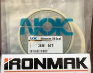 Soosan SB 81 Seal Kit - 3CX 001