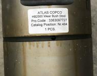 Atlas Copco HB 2500 Wear Bush - 3363 0977 27