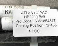 Atlas Copco HB 2200 Bolt - 3361 8543 47