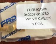 Furukawa - 040207-010780 - Valve Check