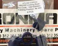 Atlas Copco HB 2000 Locking Bush - 3361 8543 63