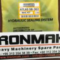 Atlas Copco - SB 302 Seal Kit - 3315 3018 90
