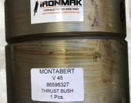 Montabert - V45 - Thrust Bush - 86596327