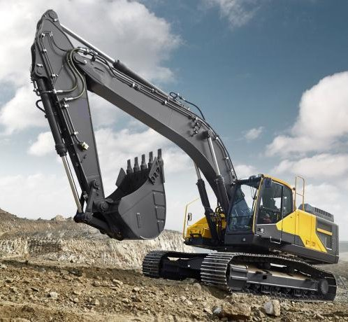 EXCAVATOR SPARE PARTS | IRONMAK | Heavy Machinery Spare Parts