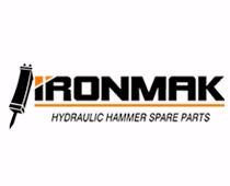 Peças Rompedores Hidráulicos / Hydraulic Hammer Spare Parts